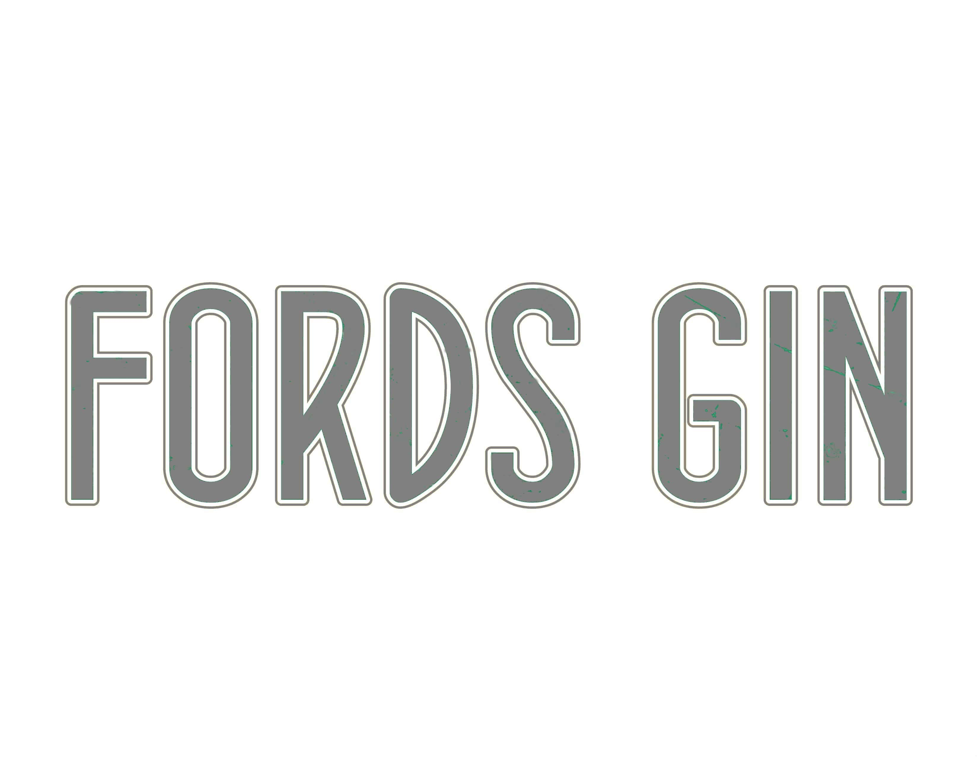 We Provide Personalised Bamboo Straws to Fords Gin